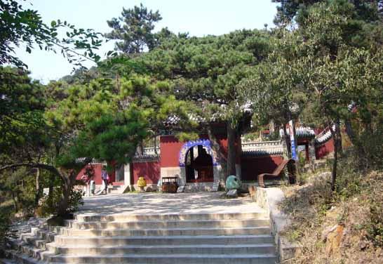 联峰山景区
