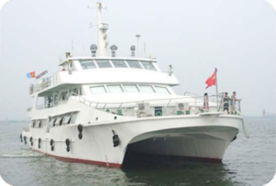 北戴河游轮在哪里坐,哪里可以坐船