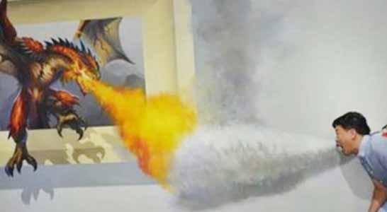 黄金海岸传奇3D裸眼错觉艺术体验馆