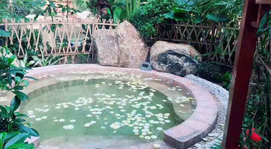 渔岛菲奢尔温泉和阿尔卡迪亚温泉哪个好