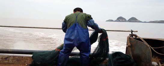 北戴河渔船出海
