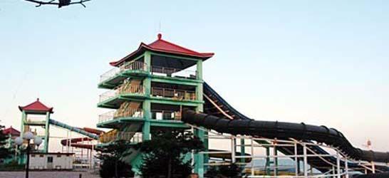 秦皇岛南戴河旅游景点