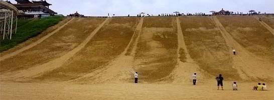 黄金海岸,国际滑沙中心,在哪,旅游