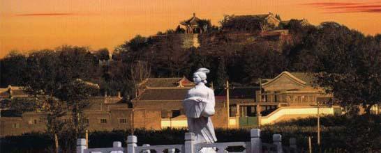 山海关孟姜女庙,门票,在哪