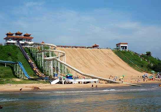 华侨城南戴河滨海国际旅游度假区