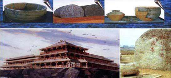 山海关景点攻略----秦皇宫遗址