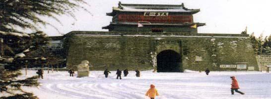 秦皇岛冬天冬季旅游
