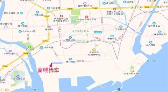 秦皇岛检车地点