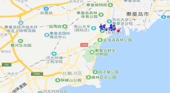 秦皇岛帆船