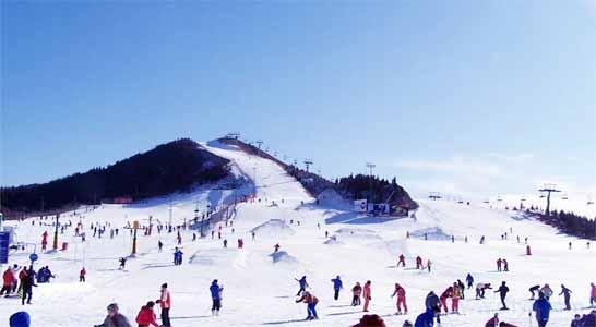 秦皇岛滑雪场