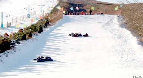 秦皇岛紫云山滑雪场门票