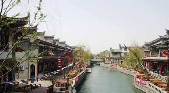北戴河到滦州古城一日游