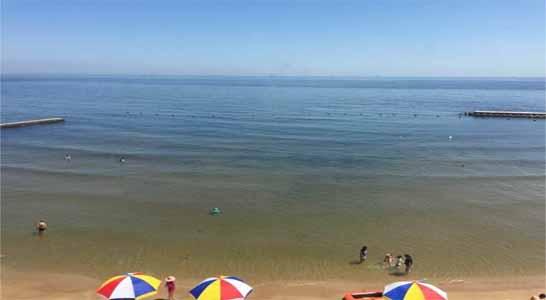 北戴河好玩的海滩在哪里