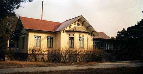 红顶欧式风格别墅