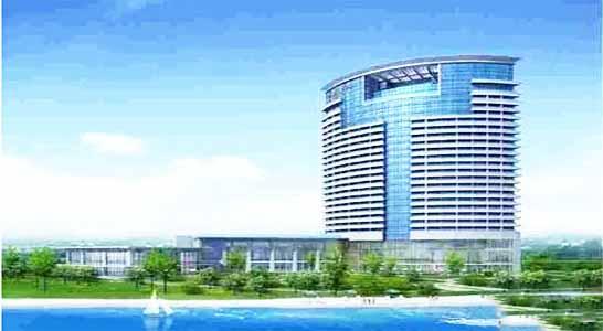 秦皇岛五星级酒店