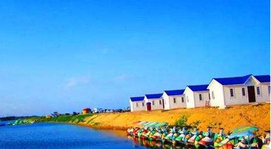 黄金海岸海景小别墅,福来岛蓝白别墅,福来岛海景别墅,福来岛海景木屋