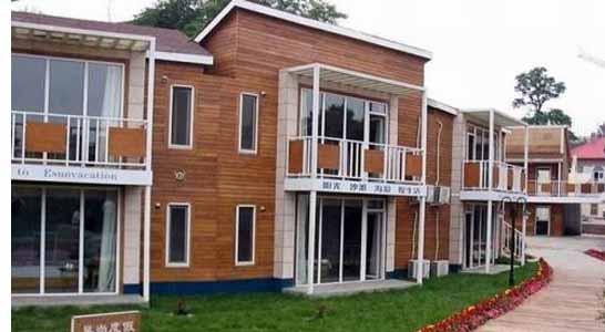 北戴河木屋别墅